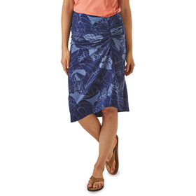 Patagonia W's Dream Song Skirt Calley Flora: Classic Navy